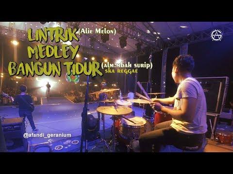 Lintrik (alie Melon) Medley Bangun Tidur (alm. Mbah Surip)