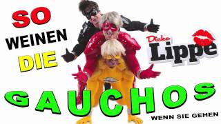 """So weinen die Gauchos und so feiern die Deutschen wenn sie gehen - Dicke Lippe """"Official Audio"""""""