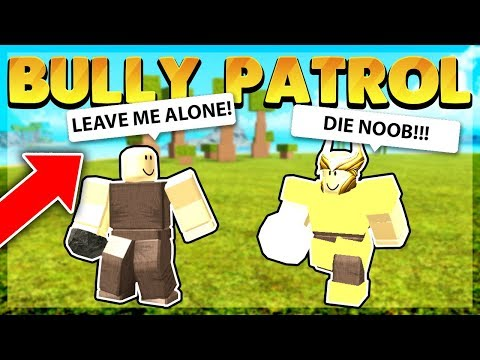 Teaching Bullies A Lesson Roblox Booga Booga Doovi