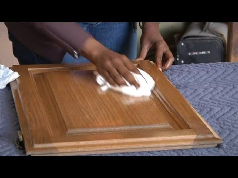 How to Clean a Cedar Cabinet & Murphy : Restoring ...