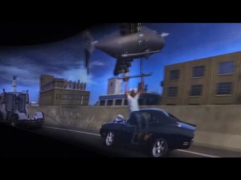 FULL Fast and Furious: Supercharged ride at Universal Studios Hollywood