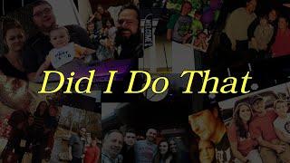 Family Matters : Did I Do That   Evident Church   Pastor Eric Baker