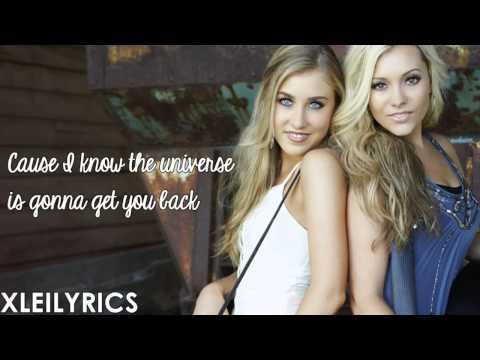 Maddie & Tae - Sierra (Lyrics Video) HD