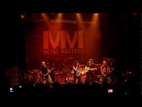 Metal Masters 4 - 2012 Gramercy Theatre, NY