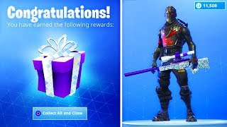 HOW TO GET A FREE GIFT IN FORTNITE! (New Fortnite Free Rewards)