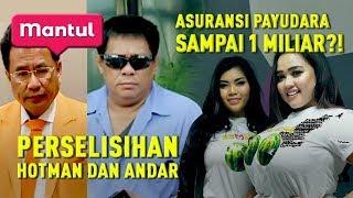 Andar Tuding Hotman Pakai Narkoba, Payudara Mahal Duo Semangka| Mantul Infotainment
