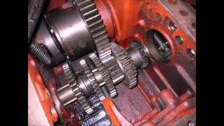 Білорусь 426 /ЛТЗ Т40-АМ - коробка передач (проблеми і фото проекту)