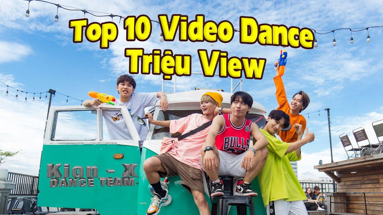 Download Tổng Hợp Top 10 Video Dance Triệu View Của KION - X | Phần 1 | KION X DANCE TEAM | SPX ENTERTAINMENT