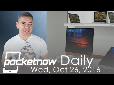 Three iPhone 8 models, Microsoft Surface impressions & more - Pocketnow Daily