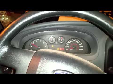 Ford Ranger Throttle Sticking
