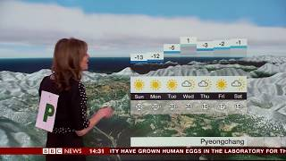 Recently passed Louise Lear has weather bulletin cut short