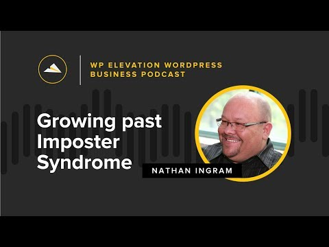 Episode #192 - Overcoming Imposter Syndrome with Community