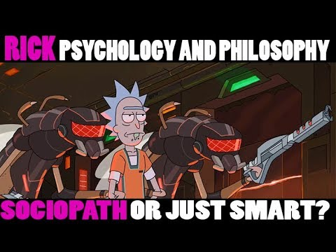 Rick And Morty Character Analysis (Heart Of Darkness)