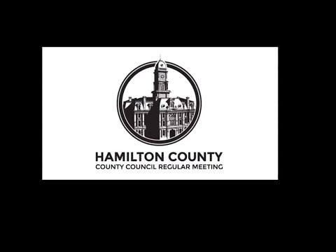 Hamilton County Council Regular Meeting April 4, 2018
