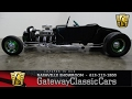 1927 Ford Model T Roadster, Gateway Classic Cars-Nashville#423