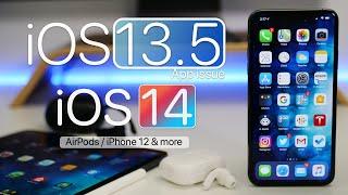 iOS 13.5 App problem, iOS 14, AR Glasses and more