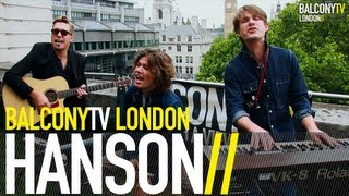 HANSON - GET THE GIRL BACK (BalconyTV)