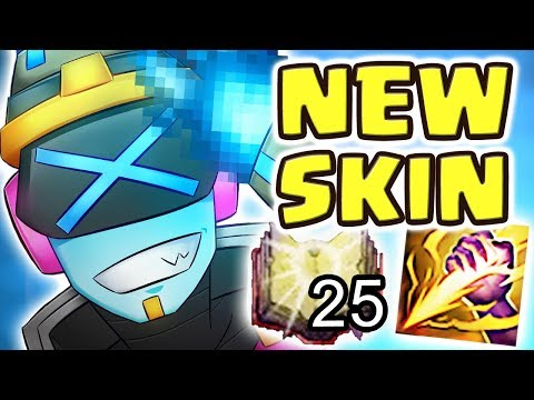 NEW BATTLE BOSS BRAND JUNGLE SPOTLIGHT | HOW IS THIS ACTUALLY OP?? THE MAGIC TRICK - Nightblue3