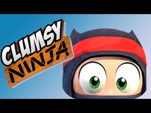 Achuchablemente torpe | Clumsy Ninja [Español]
