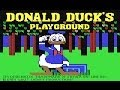 Donald Duck's Playground (1984) - Let's C64 {GERMAN}