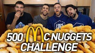 500 McNUGGETS CHALLENGE w/FIUS GAMER e TATINO