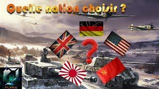 FR | War Thunder | Bien débuter sur War Thunder : Les Nations #1