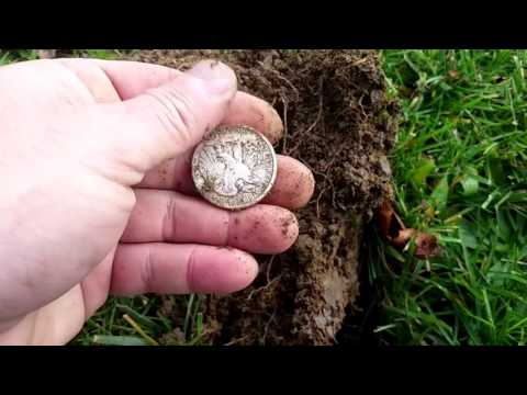 Metal Detecting Western PA -  Gold and Silver 11/30/2015