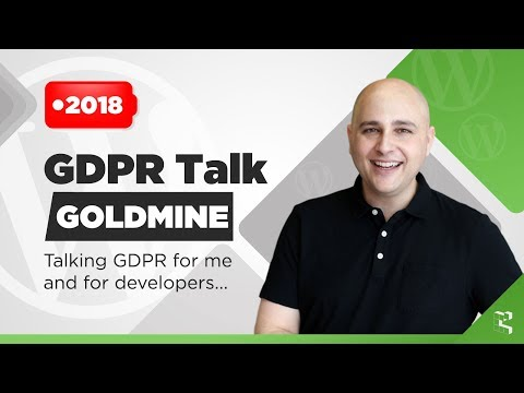 GDPR Compliance For WordPress - A Website Developers Goldmine