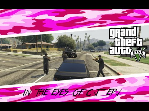GTA In The Eyes Of CJ Episode 1: Always Getting Into Something Ft RNG Nation [HD]