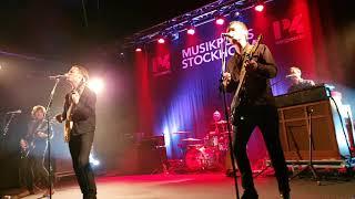 Get Free (live premiere) - Mando Diao live at Musikplatsen Stockholm 11.10.2019