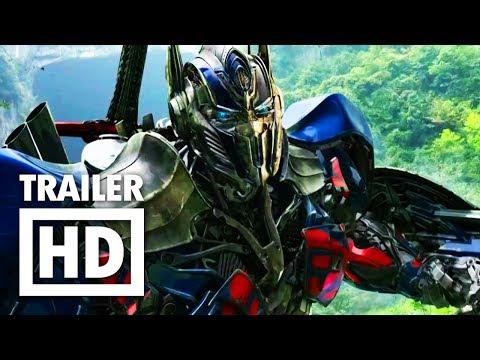 Transformers 4: La Era de la Extinción - Trailer Oficial Español Latino (HD)