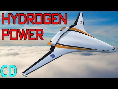 Is hydrogen the future of flight?