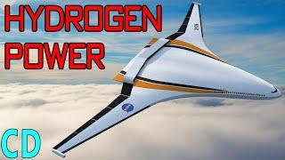 Is hydrogen the future of flight?