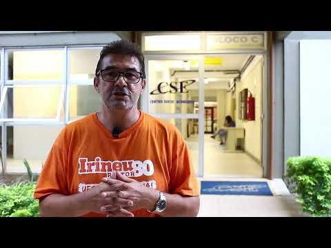 Roberto Carlos Alves apoia IRINEU 80