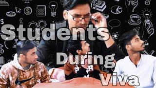 Students during Viva || Lit Af Vines ||