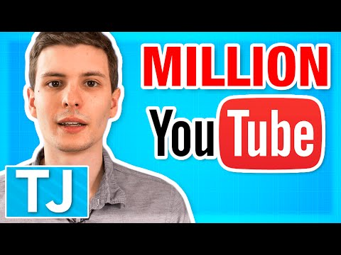 How to Get a Million YouTube Subscribers for Free