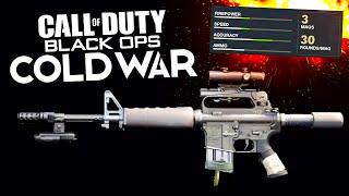 NEW GUNS in Black Ops Cold War are crazy...