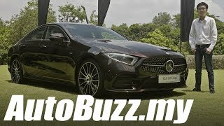 Mercedes-Benz CLS 350, 450, 53 AMG, Things You Need To Know - AutoBuzz.my
