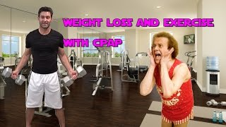 Weight Loss and Exercise Routine for CPAP users. Quick and effective...and free. FreeCPAPAdvice.com