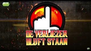 De Verliezer Blijft Staan - Jurre vs. Noor - uit de kleren | 101.tv