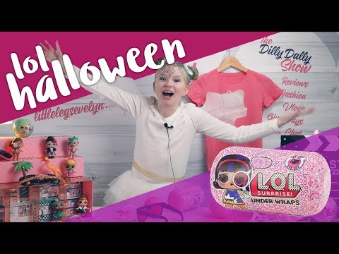 Angel Doll lol Costume Halloween Underwraps Special - Series 4 Dolls