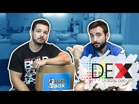 Ποιός θα πάρει το κοντομάνικο; (Digital Expο+AnubisBox)