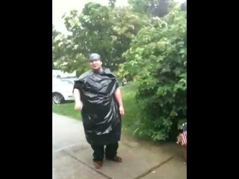 Garbage Bag Suit You