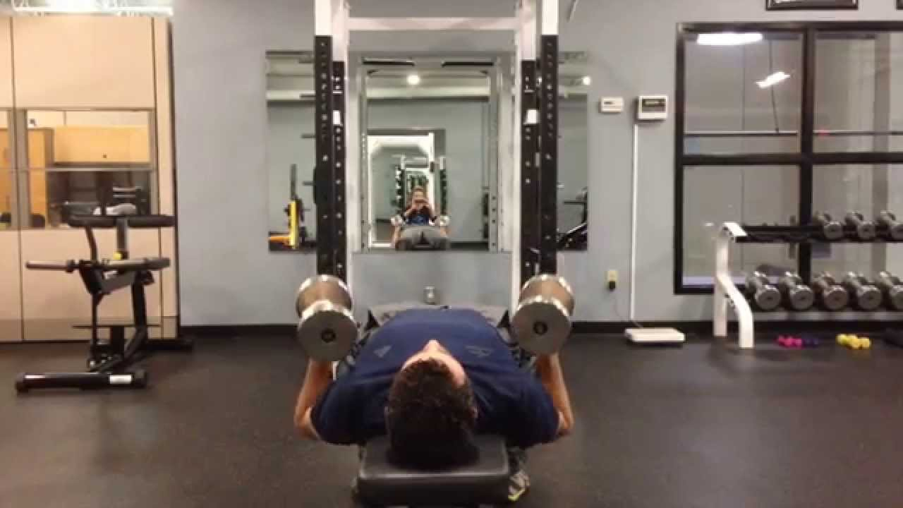 flat bench press rotating grip neutral pronated elevated