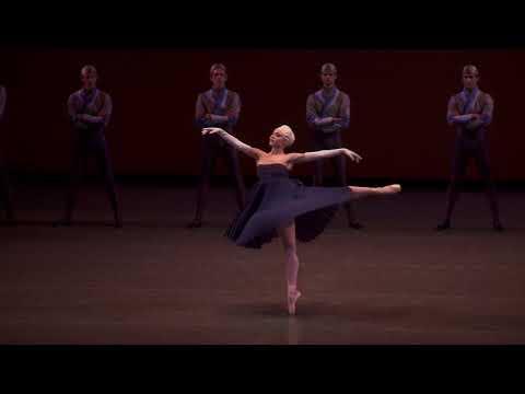 Anatomy of a Dance: Sara Mearns on Ratmansky's NAMOUNA, A GRAND DIVERTISSEMENT