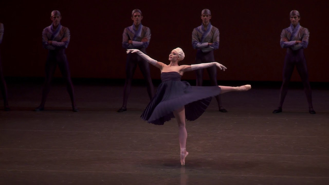 Anatomy of a Dance: Sara Mearns on Ratmansky's NAMOUNA, A GRAND DIVERTISSEMENT