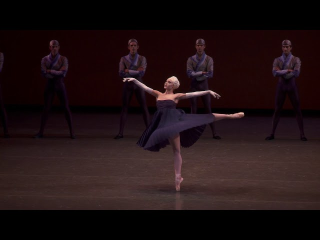 Sara Mearns on Ratmansky's NAMOUNA, A GRAND DIVERTISSEMENT: Anatomy of a Dance