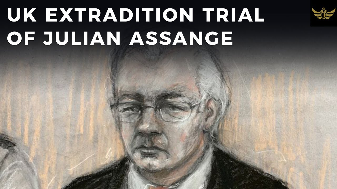 Assange extradition trial, dark & tragic, offers ray of hope for Julian Assange