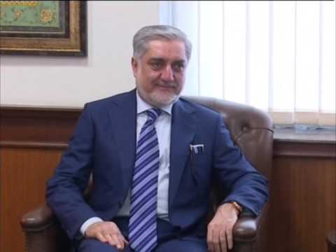 Indian foreign minister meets Afghan Chief Executive to discuss bilateral and regional issues