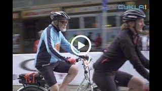 Elcykeln förde Helmuth tillbaka till Cykelveckan